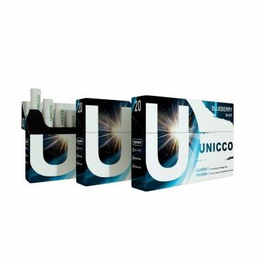 UNICCO  BLUBERRY (2% nicotine)