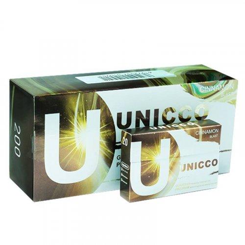UNICCO CINNAMON & APPLE (2% nicotine)