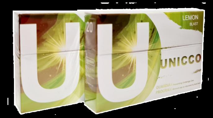 UNICCO Lemon (2% nicotine)